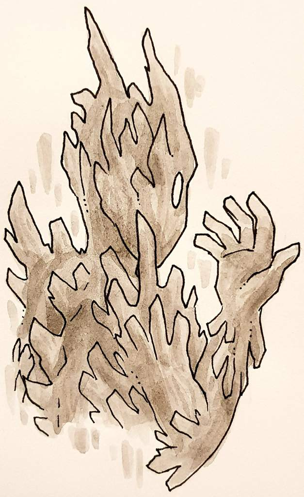 Day 23 Wood Golem Art Amino