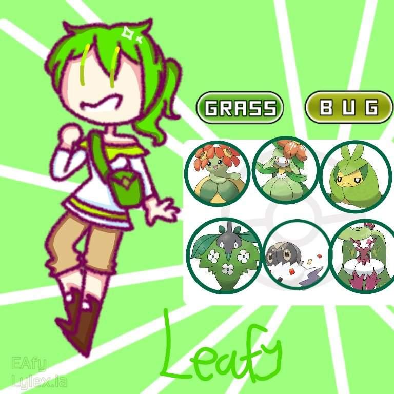 Pokémon x BFDI/BFB [Leafy and Teardrop] | BFDI💖 Amino