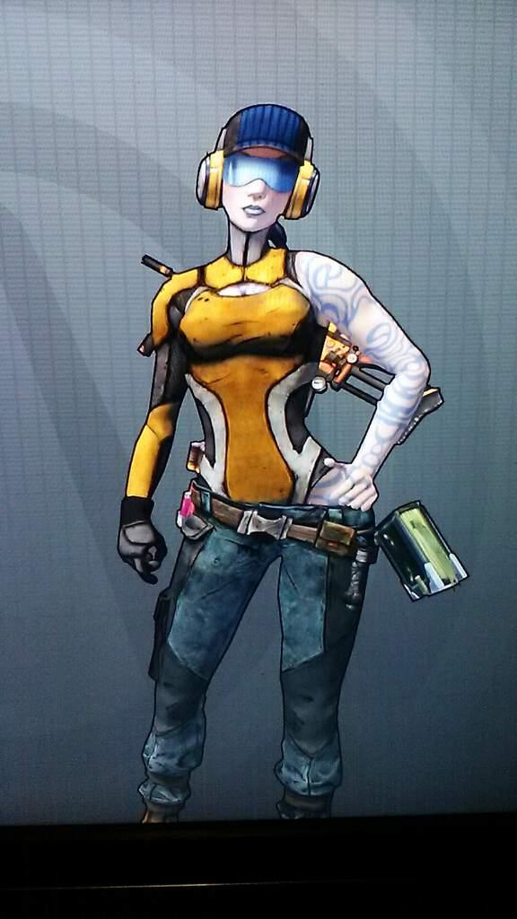 Borderlands 2 Siren gender bent cosplay  | Cosplay Amino