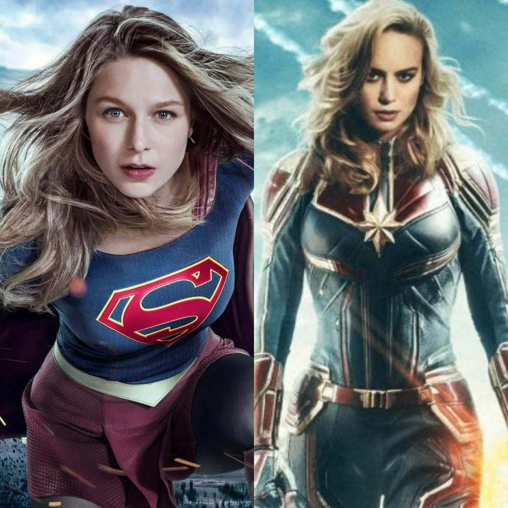 ANSWERED: Are Supergirl & Captain Marvel Related? (with some