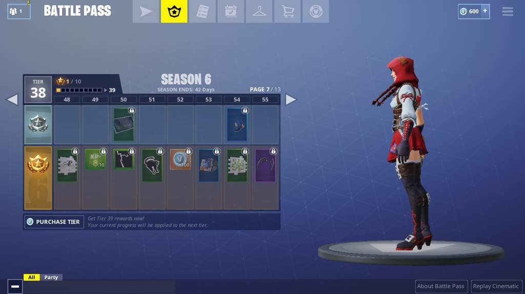 Fables Braids Fortnite Battle Royale Armory Amino