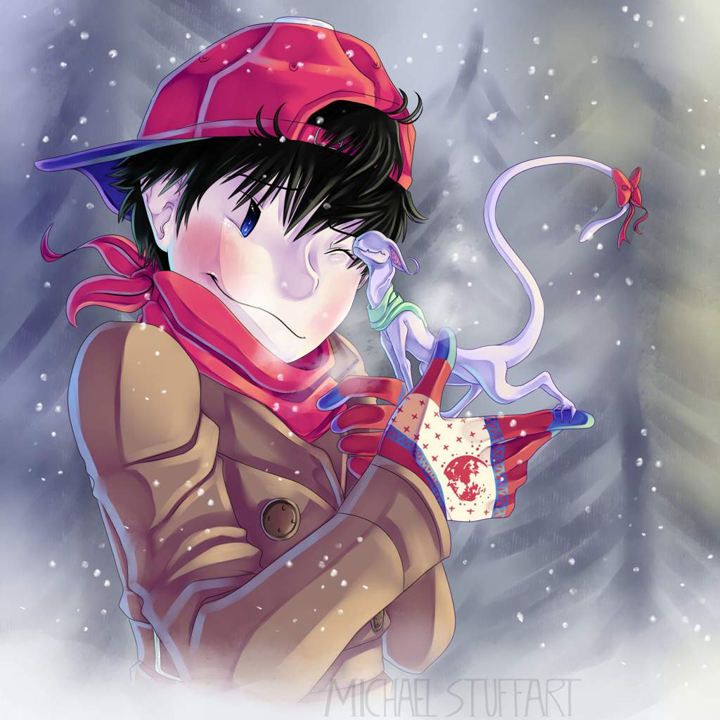 ❄[Mother 1]-Ninten and Giegue-❄ | EarthBound Amino