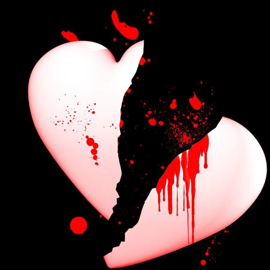 Картинки на аву с кровью про любовь