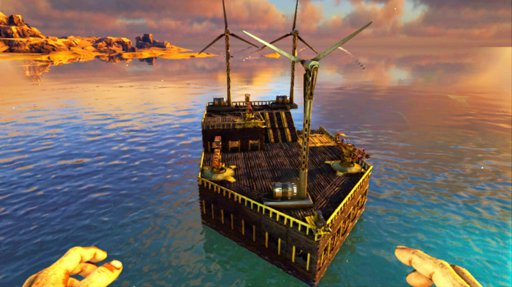 Small mount transport ship | Wiki | Ark Survival Evolved Amino