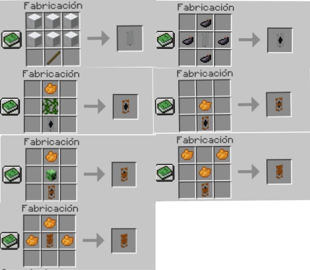 Los escudos ¡De todos los colores! 🛡️ | Minecraft Amino • Crafters Amino