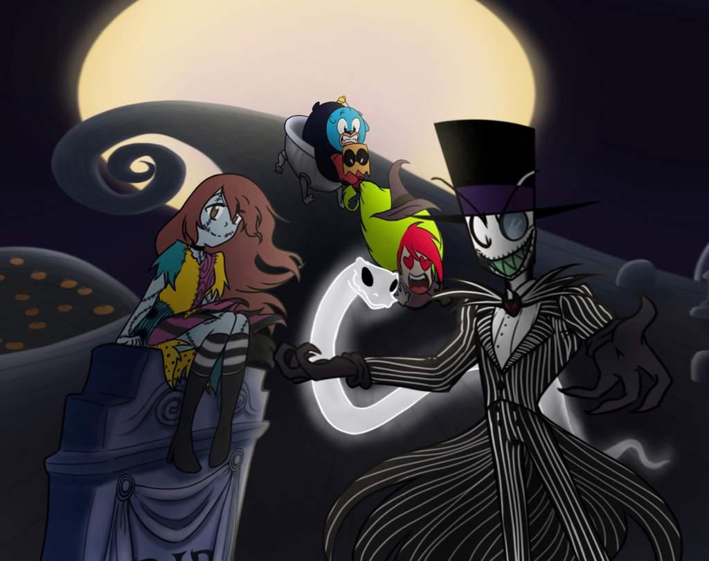 Halloween Art | Villainous! Amino
