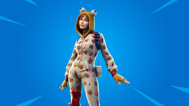 Leaked Skin News Onesie Fortnite Battle Royale Armory Amino