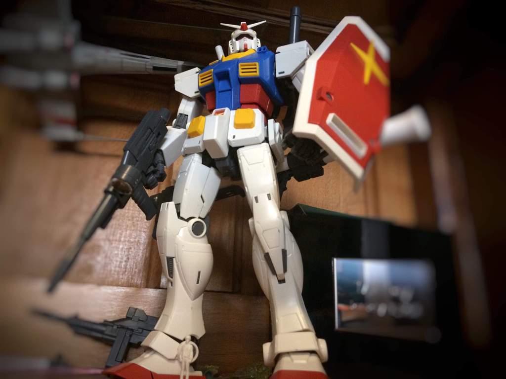Mg Rx 78 2 Origin Ver Gundam Amino