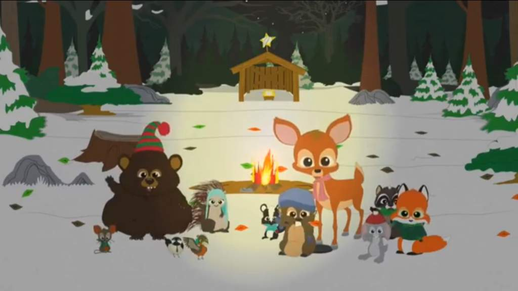 South Park Woodland Critter Christmas.The Woodland Critters History In South Park South Park Amino