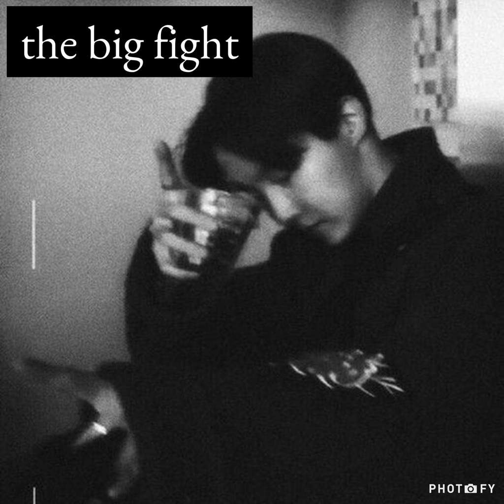 The big fight   Hoseok Imagine   J-Hope Amino