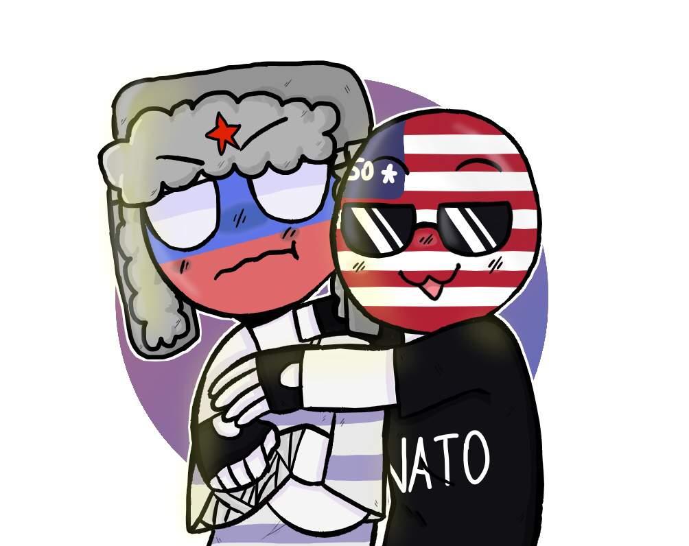 Russia X America | •Countryhumans Amino• [ENG] Amino