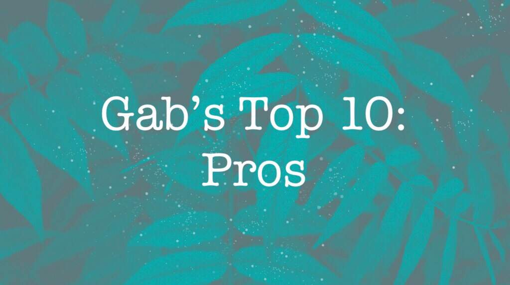 Gab's Top 10: Pros | Rocket League Amino