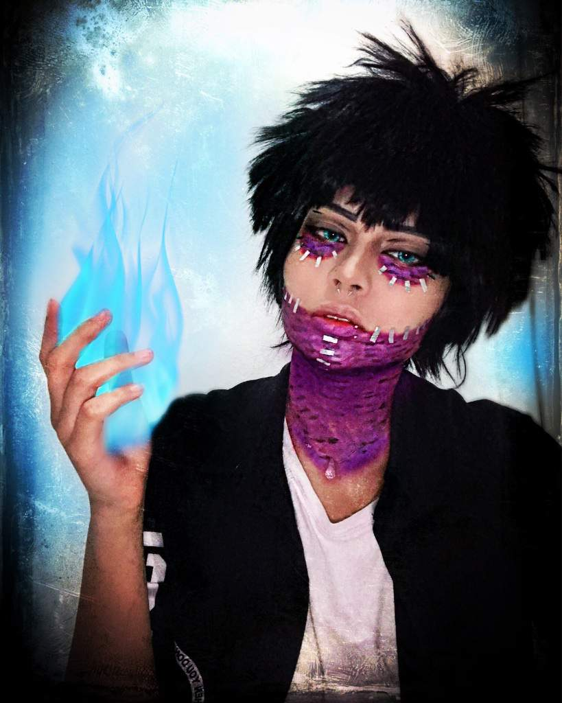 Dabi From Bnha Cosplay Amino