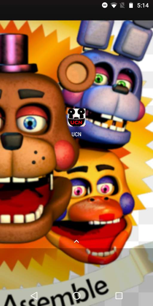 Fnaf ultimate custom night on mobile | Five Nights At Freddy's Amino
