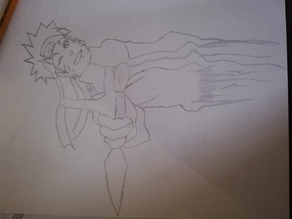 Quand J Essaye De Faire Un Beau Dessin Naruto Boruto Fr Amino