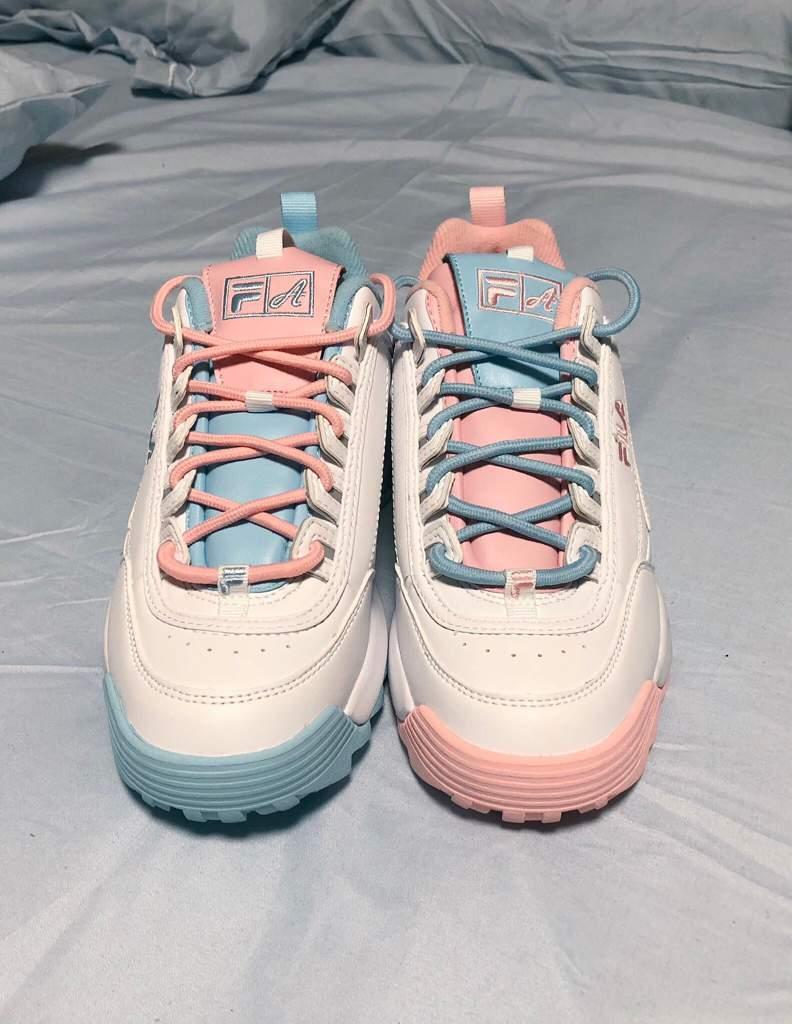 ATIPICI FILA UnboxingAKA shoesSeventeen X carat Shoe EIW9DH2