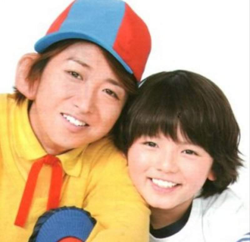 You Are My Soul: Ohno Satoshi