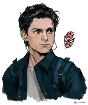 Image: Psionic Web || Peter Parker x Male!Reader I by UlyssesWrites