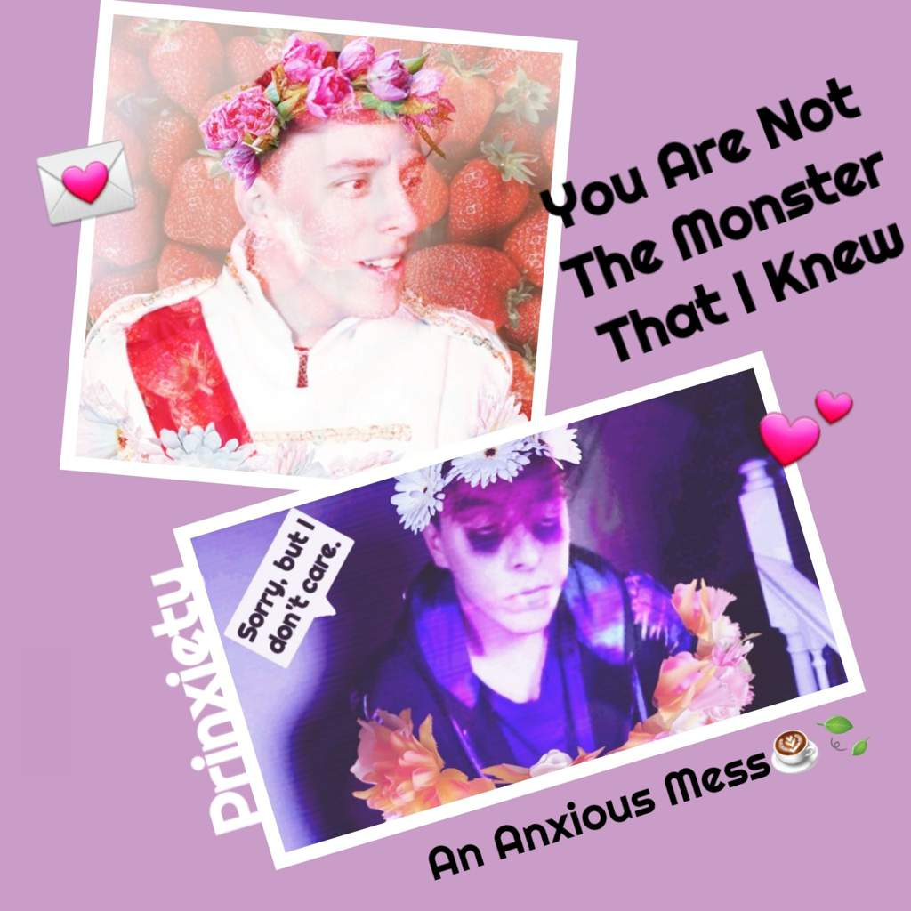 You Aren't The Monster That I Knew🌻(Prinxiety) | Thomas