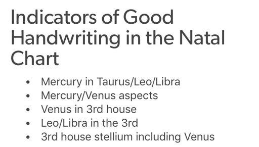 Libra stellium 3rd house
