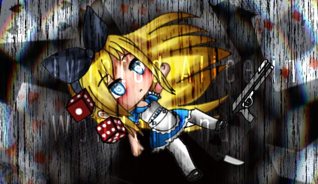 Twisted Alice In Wonderland Aiw Au Gacha Studio Amino Amino