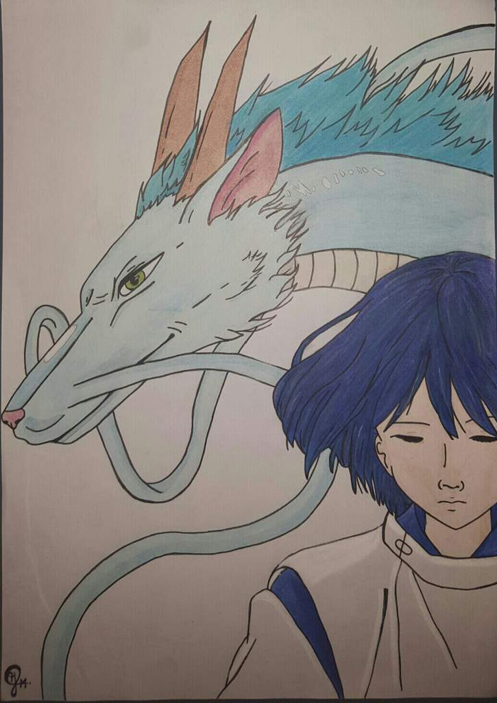 Spirited Away Fanart Studio Ghibli Amino