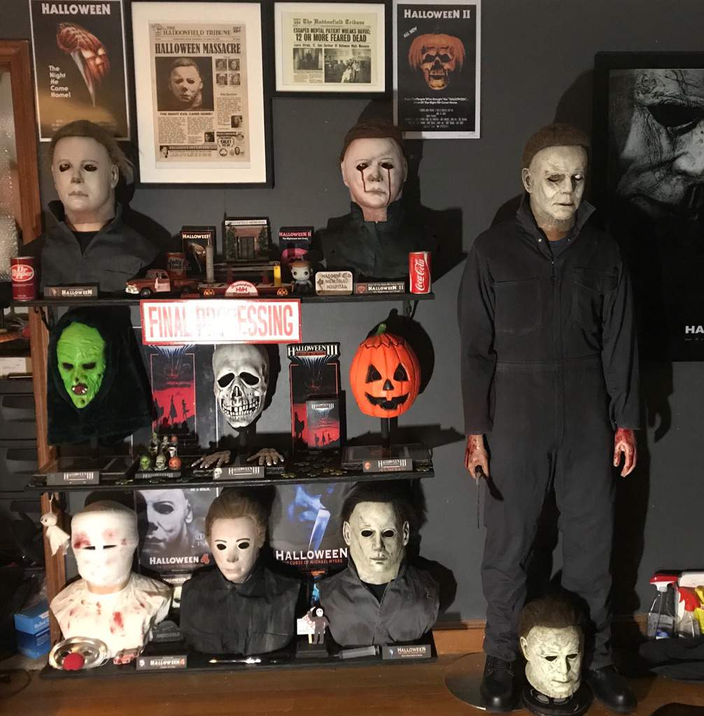 halloween collection | horror amino