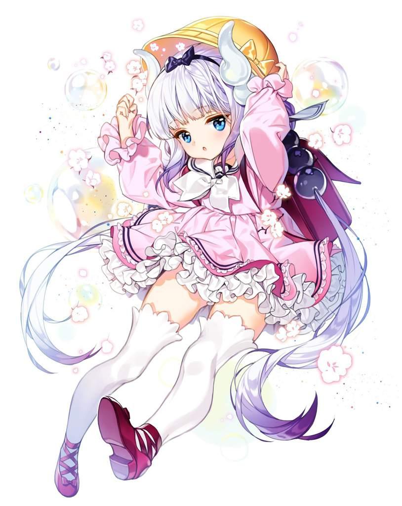 Anime loli (kanna kamui)   Anime Amino