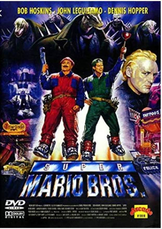 Super Mario Bros Animated Movie 2022 Mario Amino