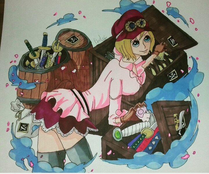 Dessin De Koala One Piece Fr Amino