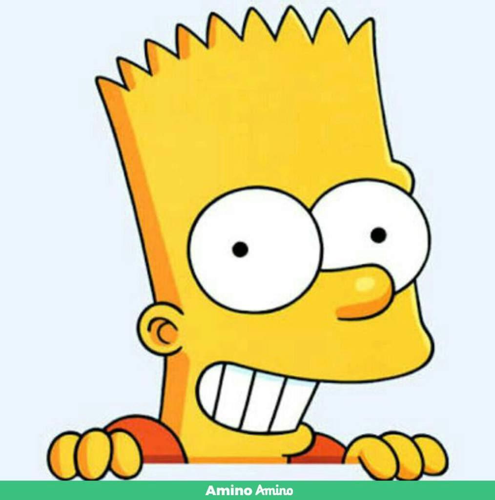 Dibujo De Bart Simpson Los Simpsons Amino