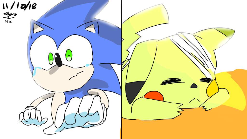 I Dont Feel So Good Fan Art Sonic The Hedgehog Amino