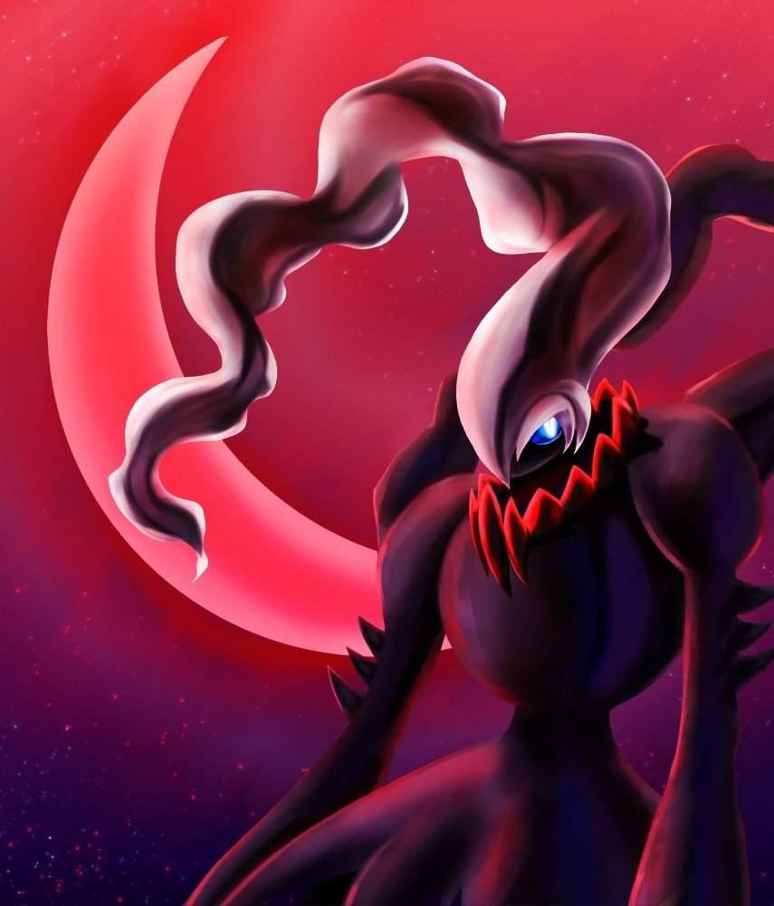 Epic Darkrai Wallpaper Not Mine Pokémon Amino