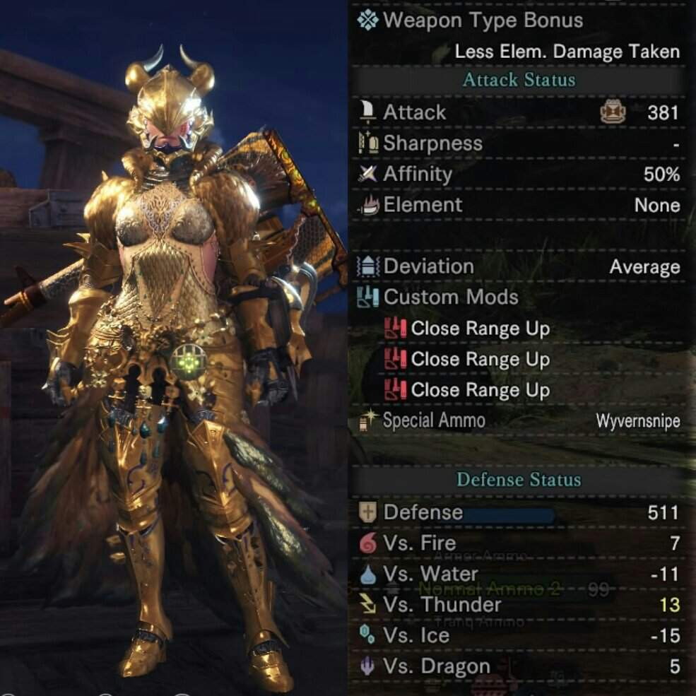 MHW 5 11]JhoJho's Endgame Sets #2 | Monster Hunter Amino