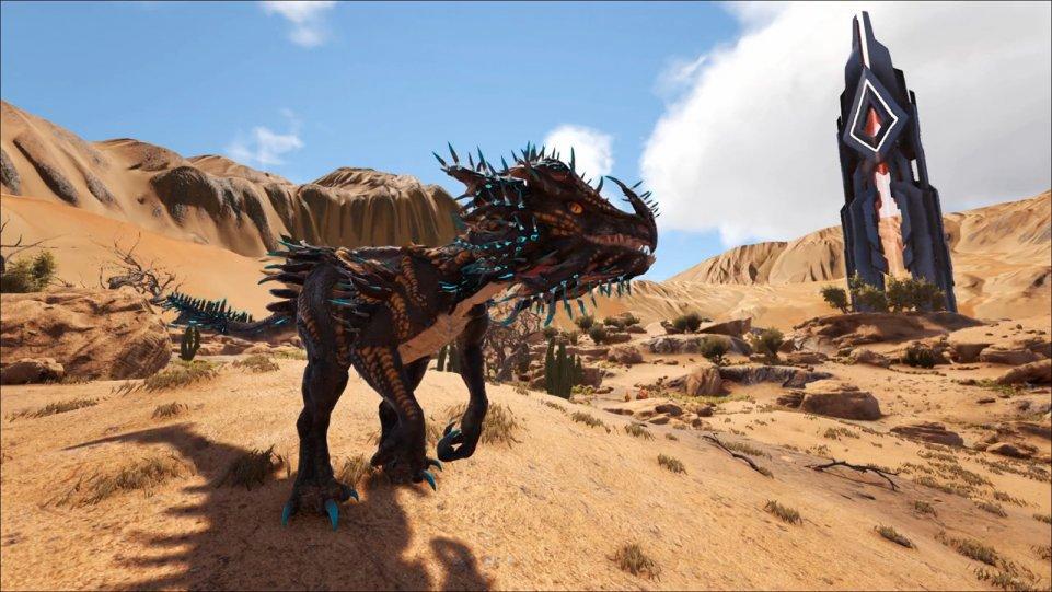Ark:extinction- gaming Saturday-week 7 | Dinosaur Planet Amino