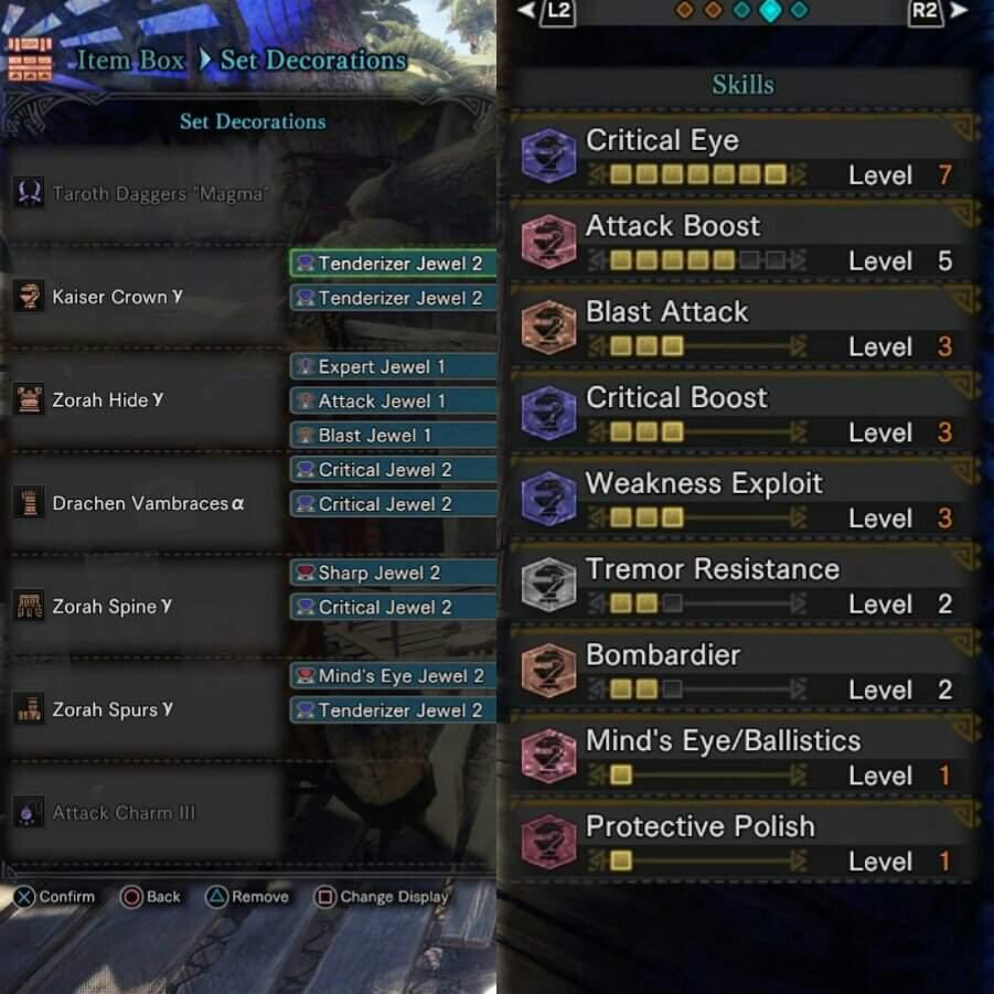 MHW 5 11]JhoJho's Endgame Sets #2 | Monster Hunter Amino
