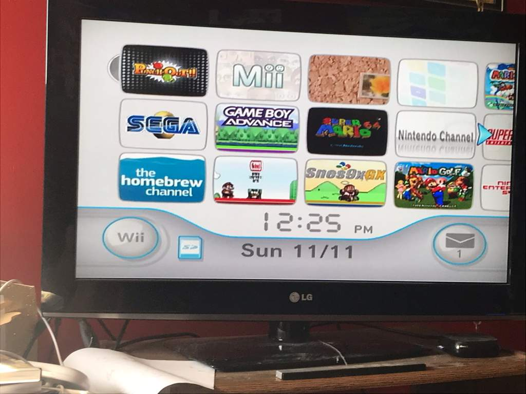 Updated Wii Menu | Nintendo Amino