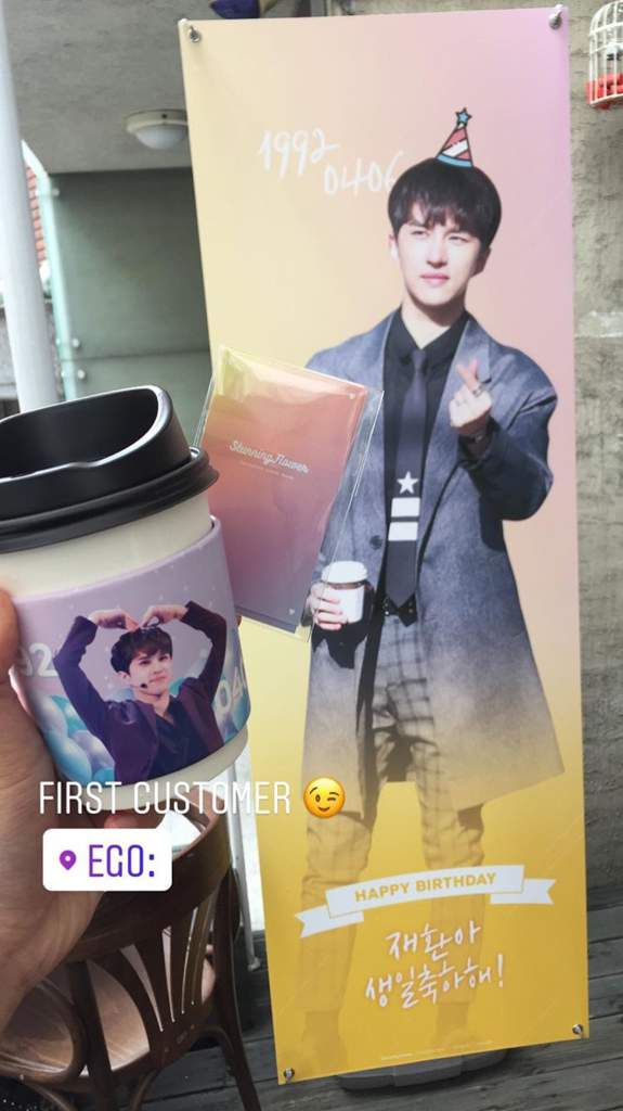Happy Leo Day Cafe Event in Seoul by Awesome_1990 | VIXX Amino Amino