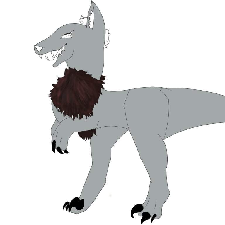 Black Raptor Tail Roblox Wolf Raptor Dinosaur Simulator Amino