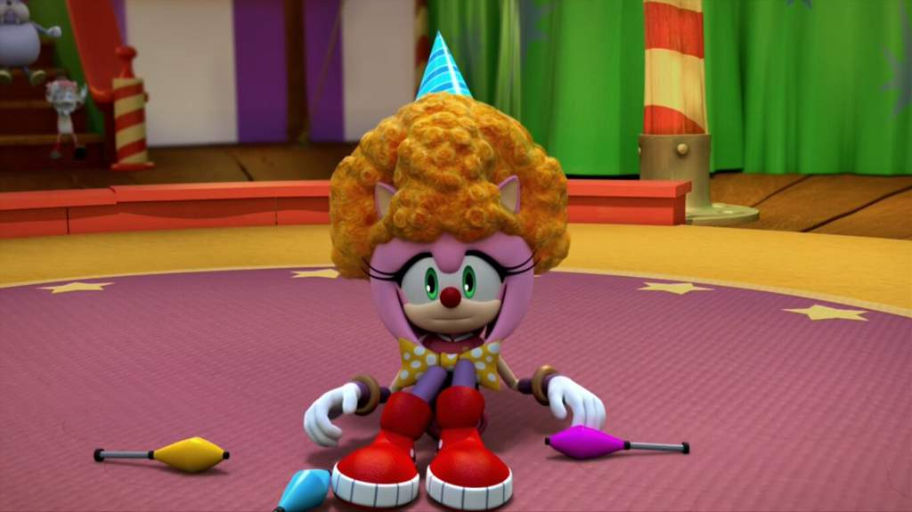 Character analysis - Five-Man Band   Sonic the Hedgehog! Amino