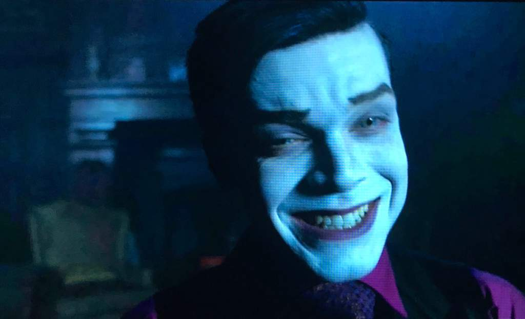 New pictures of Jeremiah Valeska | GOTHAM Amino