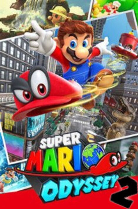 Super Mario Odyssey 2 Hopes And Ideas Plot And Mechanics