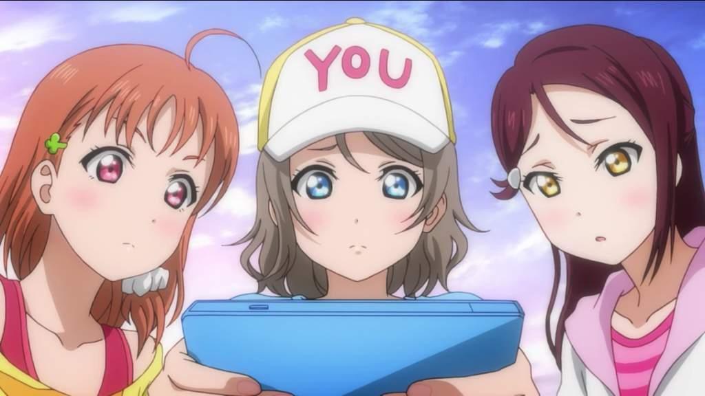 LL!S season 1 episode 3 discussion | LOVE LIVE! Amino