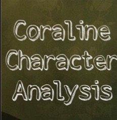 Coraline Character Analysis Zodiac Amino