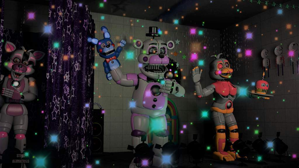 SFM] The best show ever!   Five Nights At Freddy's Amino