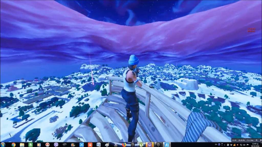 Fortnite Snow Map Maybe Coming Soon Fortnite Battle Royale