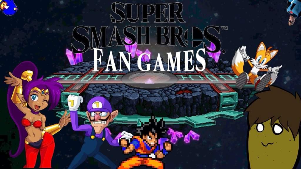 The World of Smash Bros Fan Games | Nintendo Switch! Amino