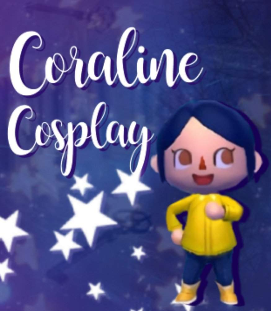 Coraline Cosplay Animal Crossing Amino