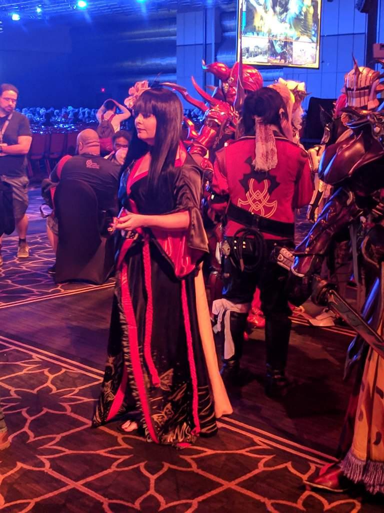 FanFest 2018   Final Fantasy XIV Amino! Amino