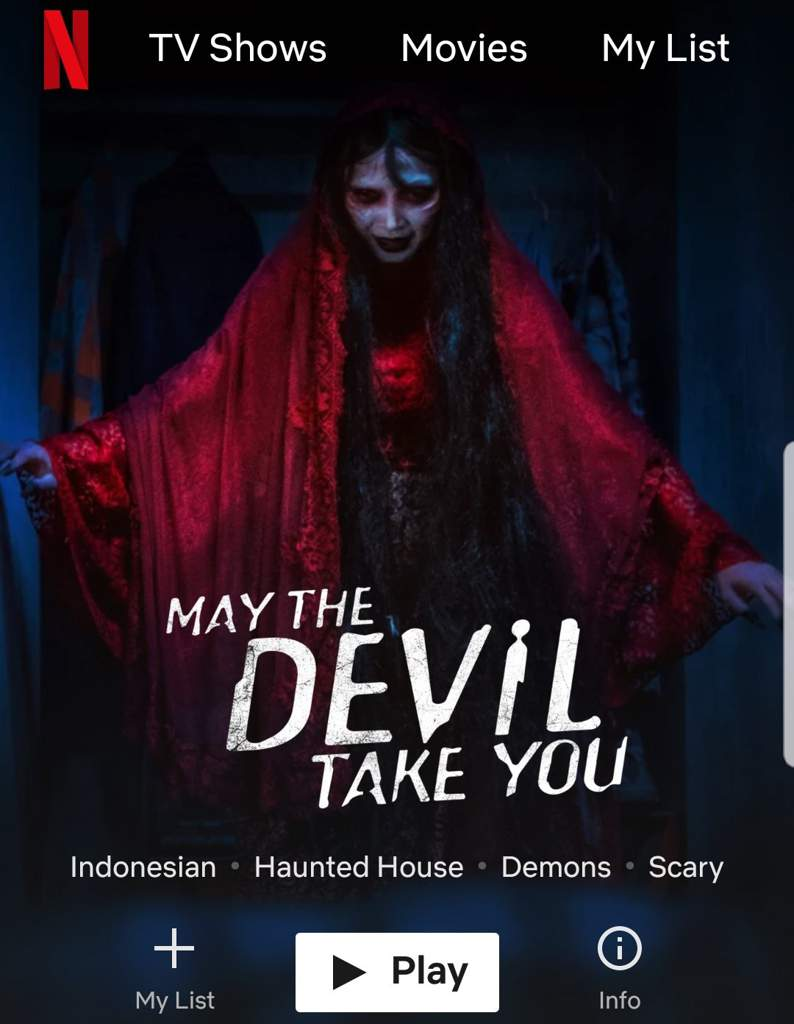 New Indonesian Horror (released August 2nd,2018) | Asian